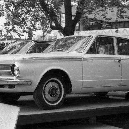 Így kerültek amerikai autók '65-ben a Balatonra