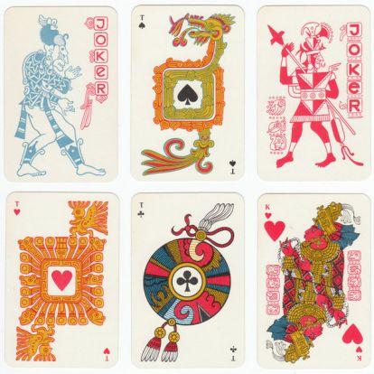 Miért készítettek a szovjetek maja kártyákat?