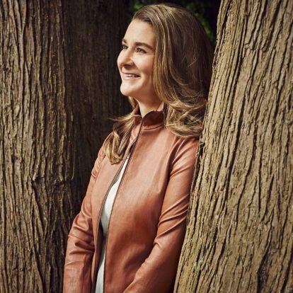 Melinda Gates: Ablakok a világra | Elle magazin