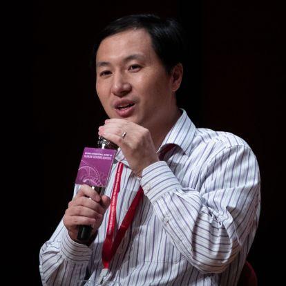 Eltűnt a kínai tudós, aki létrehozta a világ első génszerkesztett gyerekeit
