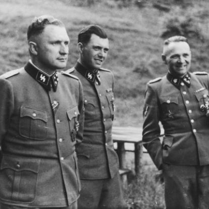 Argentína és a nácik: menedék Európától távol
