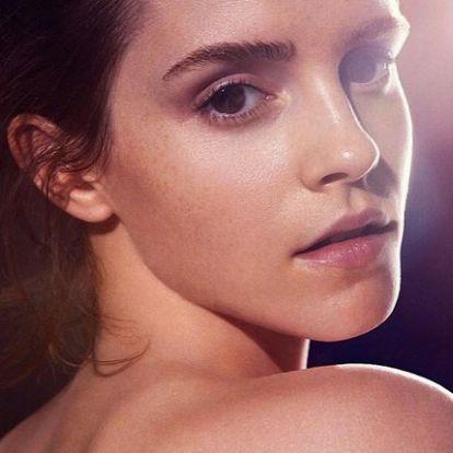 Pucér fotóval sokkolta a rajongóit Emma Watson: teljesen ledöbbentek