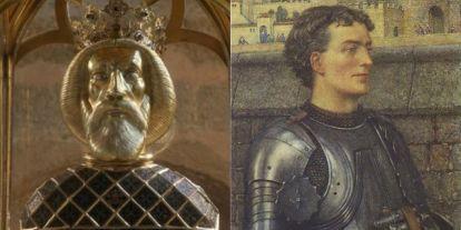 Hogyan lett Szent Lászlóból Sir Lancelot?