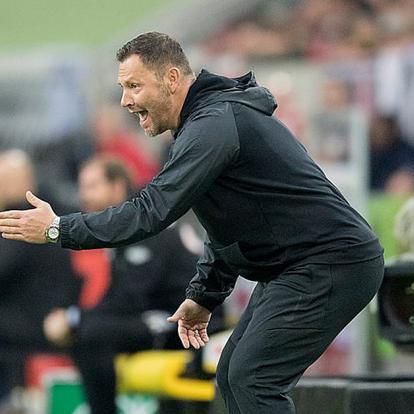 """""""Nem akarok harakirit!"""" – Dárdai a Hertha hétvégi meccséről"""