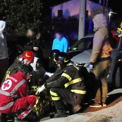 Tizenéves fiatalok taposták halálra egymást az olasz klubban