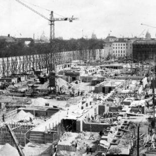 Hitler főhadiszállása tervezés nélkül, mégis rekordidő alatt épült fel