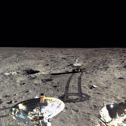 Elindult a kínai űrexpedíció a Hold sötét oldalára