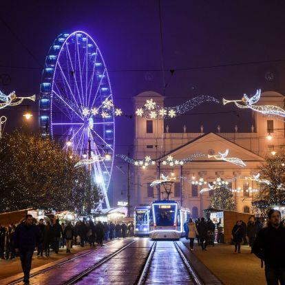 Advent Debrecenben: a világ legnagyobb mobil óriáskerekére ülhetsz fel, és ez csak egy ok, miért látogass oda