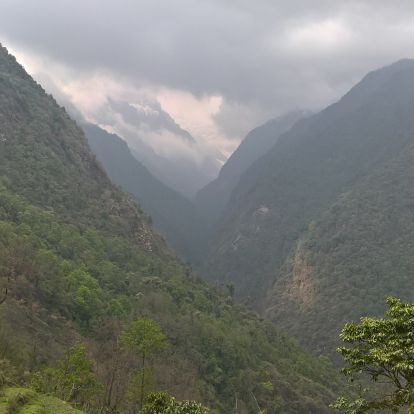 Annapurna-alaptábor túra I.