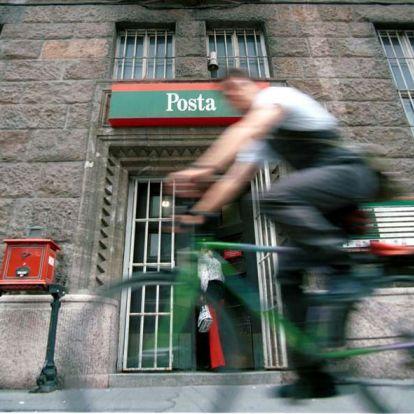 Elektromos tricikliket vet be a Magyar Posta