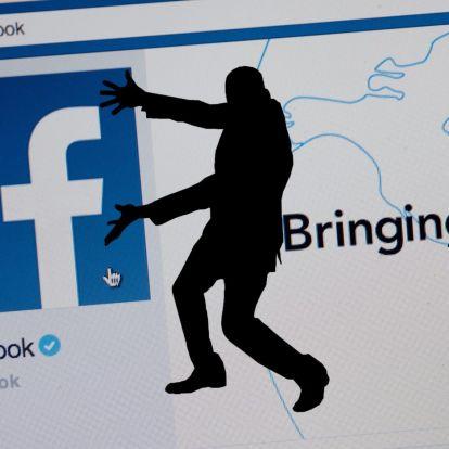Szomszédunkból választott partnert a Facebook