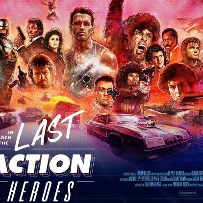 Végre filmet készítenek a '80-as évek elfeledett akcióhőseiről