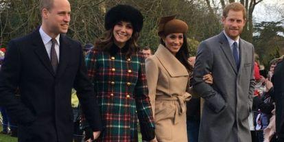 Varázslatos lett idén is a brit királyi család 9 méteres karácsonyfája