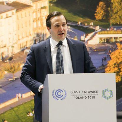 Amerika kiállt a szén, a kőolaj és a földgáz mellett a katowicei klímacsúcson