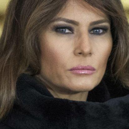 Melania Trump kiszőkült, valaki szerint ő lett Stifler mamája
