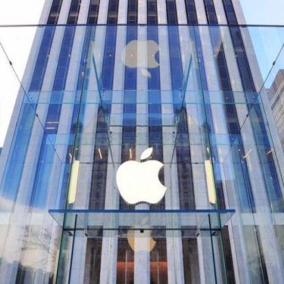 Szoftverfrissítéssel igyekszik elkerülni az iPhone-ok betiltását az Apple