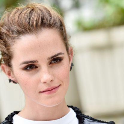 Itt az első fotó Emma Watson új filmjéről