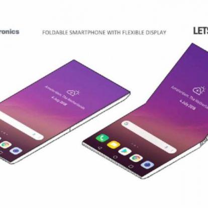 Késik az egyik összehajtható mobil