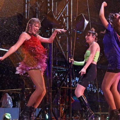Titkos arcfelismerő figyelte Taylor Swift rajongóit