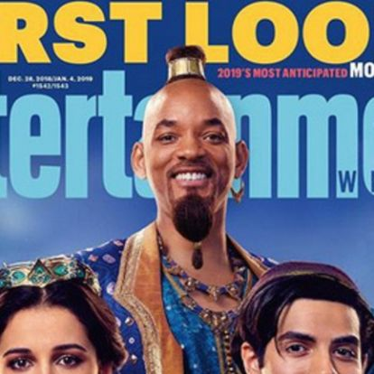 Bizarrul fest Will Smith az élő szereplős Aladdinban