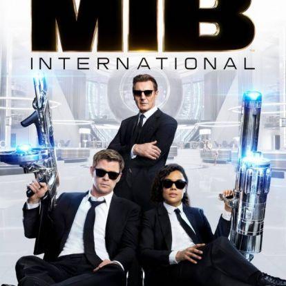 Itt a Men in Black: International első előzetese!