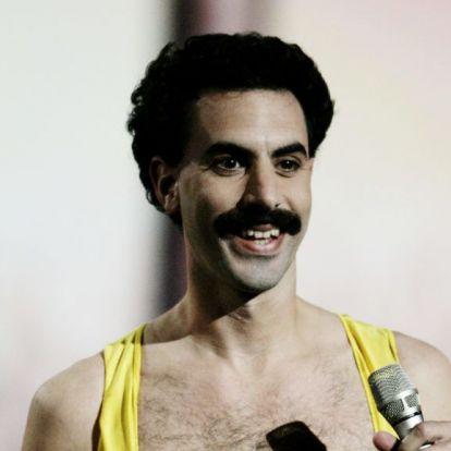 Most képzeljük el, ahogy Borat megsemmisíti Kósa Lajost