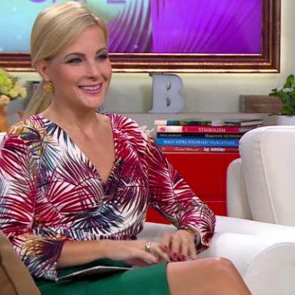 Várkonyi Andrea megerősítette: valóban felmondott a TV2-nél