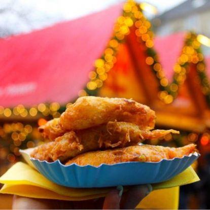 Street Food: német karácsonyi vásár