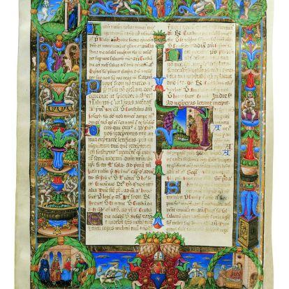 Miért egy magyar díszkódex a kulcsa egy 15. századi milánói miniátor életművének?