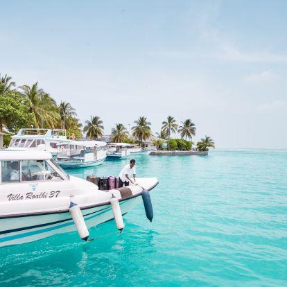 Utazás a Maldív-szigetekre: Hogyan jutunk el a Sun Islandre