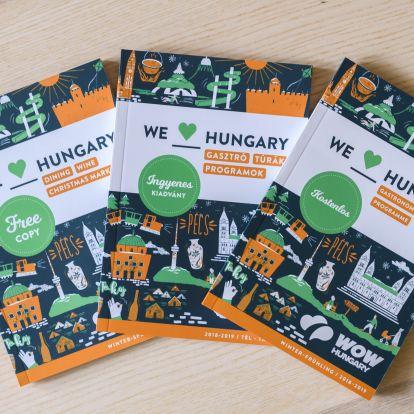 Iránytűt adunk a téli Magyarországhoz! – Megjelent a We Love Hungary útikönyv