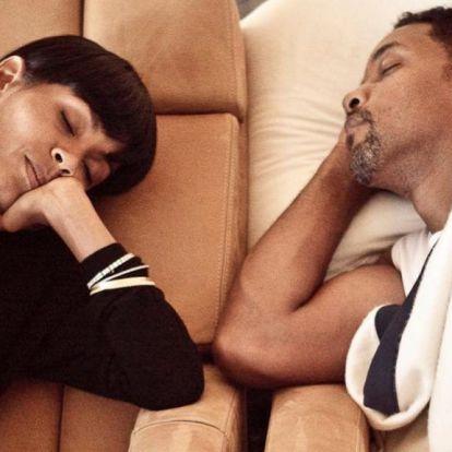 Will Smith neje azt sem tudja, férje merre csámborgott Szilveszterkor