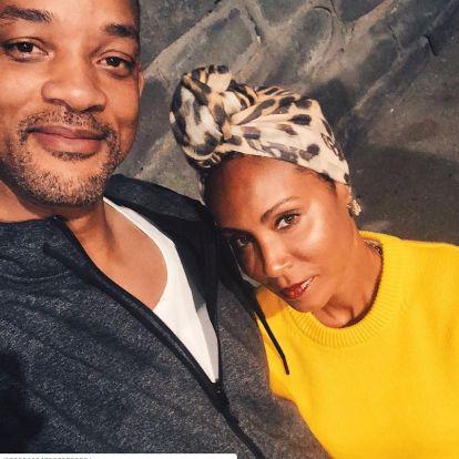 Will Smith felesége nem tudja, hol ünnepelte a szilvesztert párja
