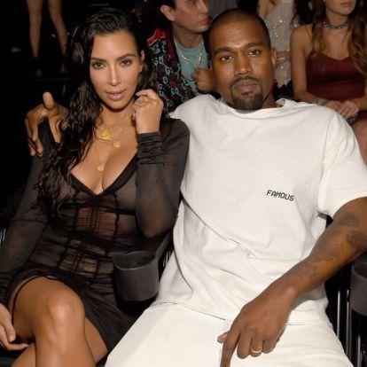 Jön a negyedik gyerek Kim Kardashianéknál!