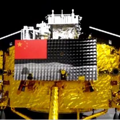 Elindult a Hold felszínén a kínai holdszondával feljuttatott holdjáró