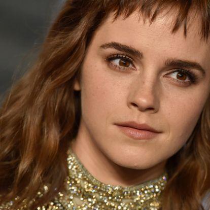Emma Watson elégedett egy évvel a Time's Up beindítása után