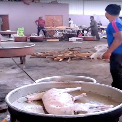 Street Food: Mutton Kulambu