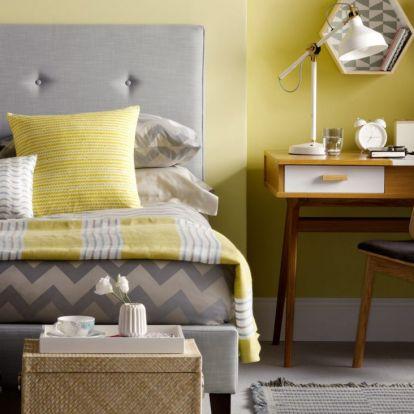 10 ötlet kis hálószobákba