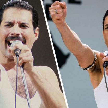 Freddie Mercury nyerte a Golden Globe-ot