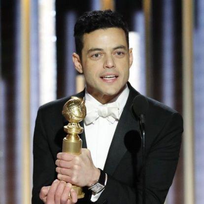 Kétszeres Golden Globe-díjas a Bohemian Rhapsody