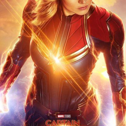Új jeleneteket mutat a Marvel Kapitány új előzetese