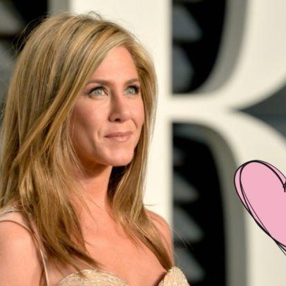 Jennifer Aniston a Jóbarátok egyik sztárjával randizik?