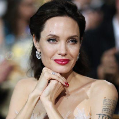 Egyre biztosabb, hogy Angelina Jolie ezzel a pasival jár