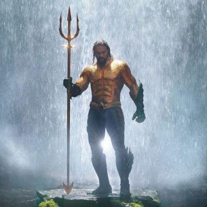 Hatalmas rekordot döntött az Aquaman