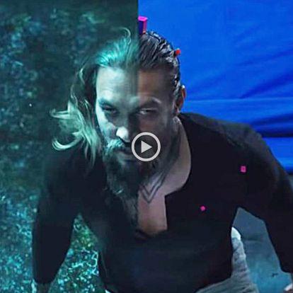 Így készült az Aquaman lélegzetelállító látványa (videó) - Mafab.hu