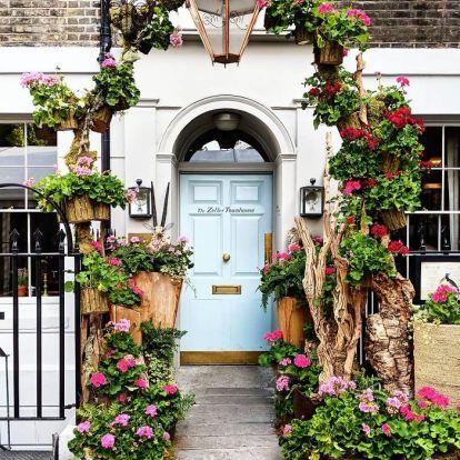 London legszebb bejárati ajtajai