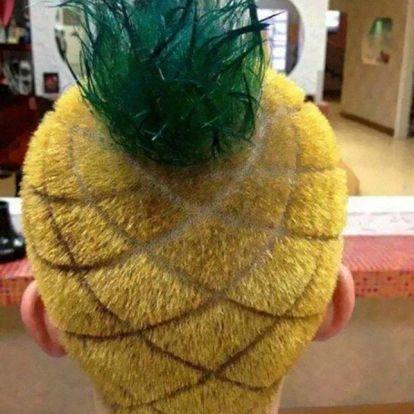 Elképesztő és bizarr frizurák