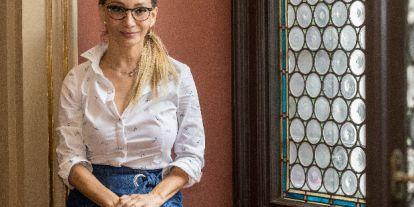 Hoppá, hoppá: Így üzen a fiatal pasiknak Keresztes Ildikó