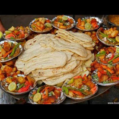 Street Food: Delhi