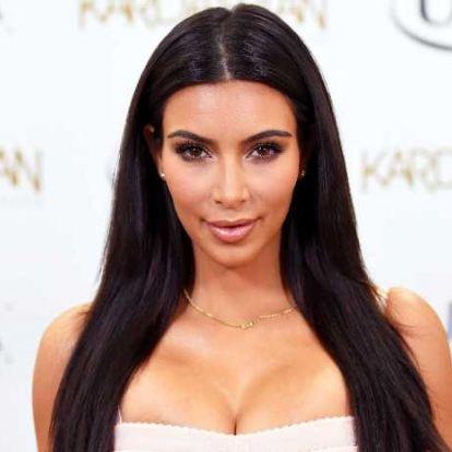 Kim Kardashian nem bír magával, megmutatta mit vett a gyerekeknek